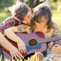 This will basically be one of my engagement pictures. Tattoos and all. Lovee.