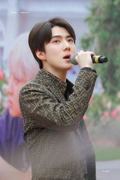 190724 Sehun 'What a Life' Fansign