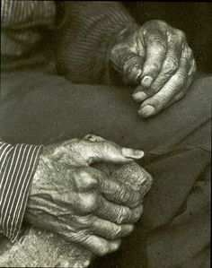 Hands. 1925 By Doris Ulmann