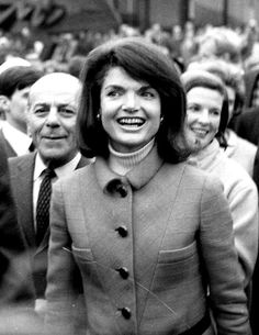 Can't beat Jackie's style
