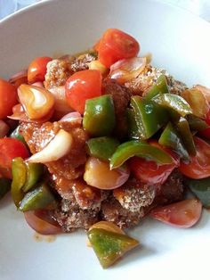 Singapore Home Cooks: Airfried Sweet & Sour Pork by Wendy Ang