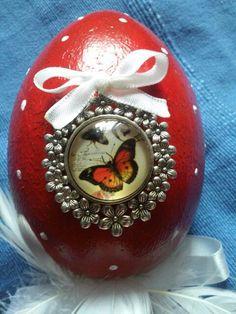 Wielkanocny motylek