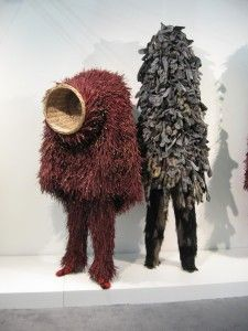 Nick Cave sound suits