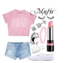 """""""Untitled #365"""" by muslc ❤ liked on Polyvore featuring rag & bone/JEAN, Essie, Vans, Bling Jewelry, BERRICLE and Rimmel"""