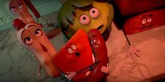 """EL ARTE DEL CINE: """"Sausage Party"""" (2016) TV Spot"""