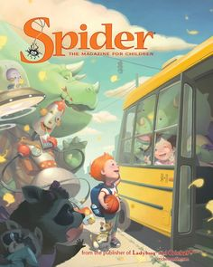 Cricket | Shop Online for Kids Magazines, Kids Books, Kids Toys and Activities for Children Ages 6 Months – 14 Years + | SPIDER Magazine | Magazine for Kids
