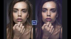 MOODY DARK Effect in 5 minute - Photoshop Tutorial Photoshop Tutorial, Septum Ring, Marketing, Dark, Rings, Jewelry, Jewlery, Jewerly, Ring