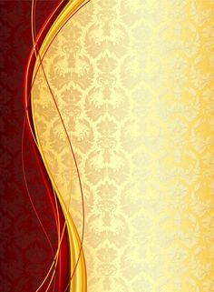 Luxury floral pattern background vector set 05