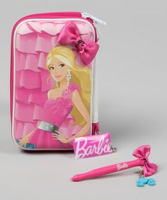Take a look at this Nintendo DS Stylus & Case by Barbie on #zulily today!