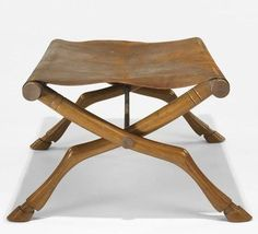 Image result for the diphros chair, an ancient Greek stool without a back with 4 turned legs