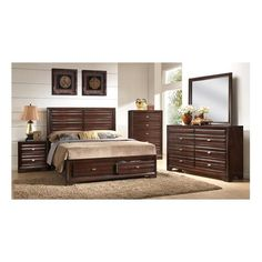 4piece stella queen bedroom set nebraska furniture mart