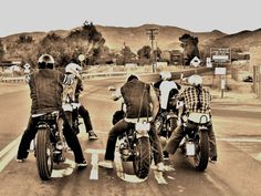Together - bikers are family
