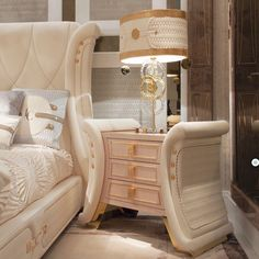 Luxury classy bedroom furniture 👇 check out royal furniture catalog 👇