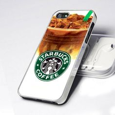 CDP 0611 STARBUCKS Chilled Coffee Photo design for iPhone 5 case   thecustom - Accessories on ArtFire