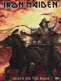 Iron Maiden – Death on The Road