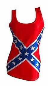 Best Seller Rebel Flag Red Thong