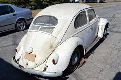 Solid As Sears: 1957 Volkswagen Beetle - http://barnfinds.com/solid-as-sears-1957-volkswagen-beetle/