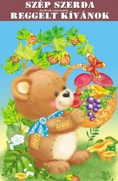 Teddy Bear, Toys, Nap, Animals, Thread Art, Good Morning, Activity Toys, Animales, Animaux