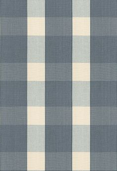 63024 Avon Gingham Plaid Indigo, Sky by Schumacher Fabric Boys Room Wallpaper, Fabric Wallpaper, Gingham Fabric, Blue Fabric, Melbourne, Blue And White, White Plaid, Black, Drapery Fabric