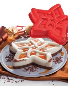 Silicon mould RISING STAR FRT164 Silicone Molds, Waffles, Stars, Breakfast, Food, Christmas, Collection, Morning Coffee, Yule