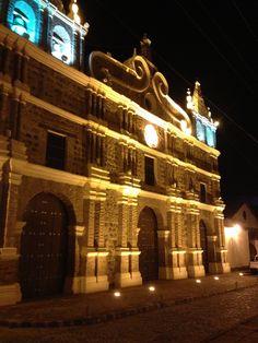 Santa Fe de Antioquia en Antioquia