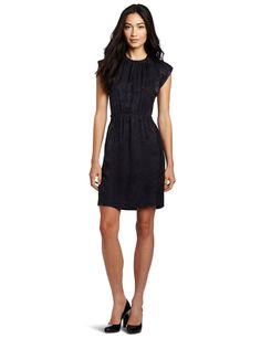 "Rebecca Taylor.  Women's Sequin Silk ""Little Black Dress"".  Love this!"