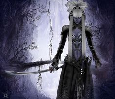 Drow Elf | Flickr - Photo Sharing!