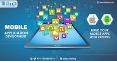 Want to hire Mobile App Development company? DELIMP TECHNOLOGY is a best company of mobile application development services recognized for building scalable and high-performance mobile apps. Call us Now: 7503605712 Mobile App Development Companies, Mobile Application Development, Web Development, Virtual Assistant Services, Responsive Web Design, Digital Marketing Services, Good Company, Android Apps, Technology
