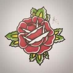 Basic Bitch Rose - Jesse A'Vard