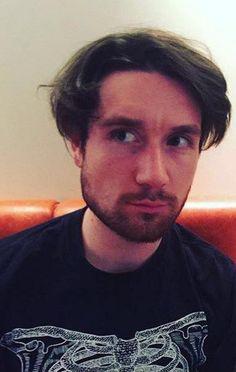 Dan long hair
