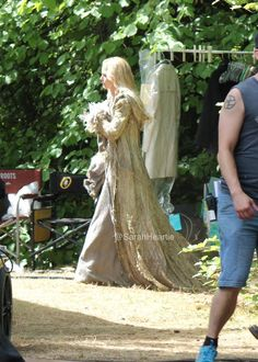 "Jennifer Morrison - Behind the scenes - 5 * 1 ""Dark Swan"" - 14 July 2015"