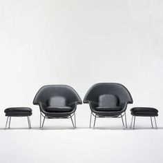 1000 Images About SPF D Sir E Saarinen Womb Chair 1948 On Pinterest Womb C