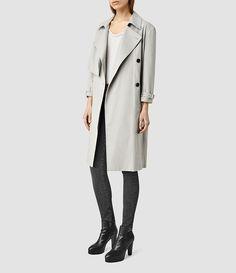 Women's Aike Yin Mac Coat