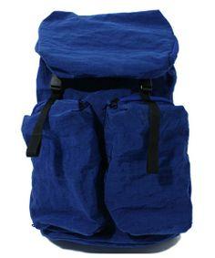 CAMPER BAG(カンペール バッグ)のROCKETTOバックパック(バックパック/リュック)|ブルー