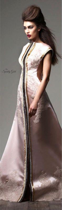 Saiid Kobeisy Fall 2015 Couture