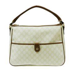 Recién llegado  el modelo Hobo Classic de   Gucci en lona y piel fd2744141817
