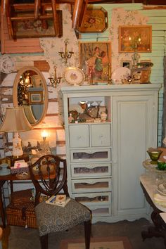 SuzAnna's Antiques 9300 Durant Road Raleigh, NC 27614 919-844-2652