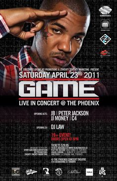 Game the Red Album The Red Album, Mack 10, 2pac, Game R, Toronto, Tours, Concert, Sexy, Concerts
