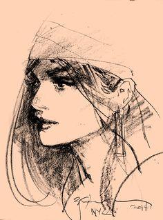 Electra Assassin by Bill Sienkiewicz