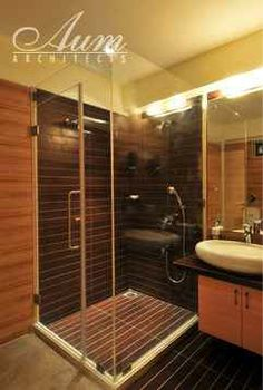 large modern master bathroom with a toliet modern bathroom design ideas pinterest modern master bathroom and master bathrooms - Bathroom Designs In Mumbai