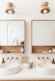 Couples bathroom Couples bathroom You are in the right place about bathroom decor blue Here we offer you the most beautiful pictures about the bathroom decor on a budget you are looking for. When you examine the Couples bathroom Couples[. Bathroom Furniture, Pretty Bathrooms, Cheap Home Decor, Bathroom Mirror, Small Bathroom, Modern Bathroom, Bathroom Decor, Couples Bathroom, Tile Bathroom