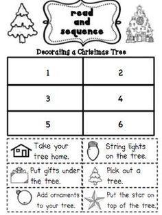 Christmas Tree Decorating #Classroom Decor Ideas