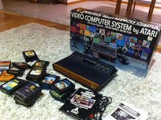 The light 6er, Atari 2600 CX. Finally Mine!