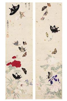 타라의 온라인 세상 - 이야기 풍경 :: 조선의 선비 화가 남계우, '나비' 향한 열정