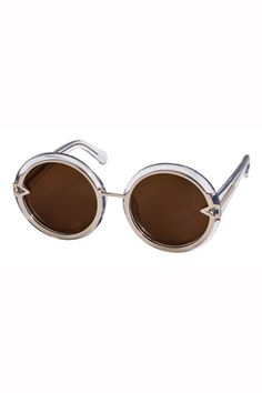 c3d6d426e737 17 Quirky-Cool Karen Walker Accessories That Are Definitely Not For  Wallflowers  refinery29 Sunglasses