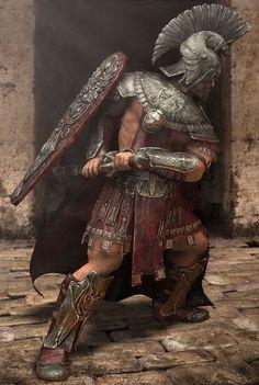 Soldado Romano.