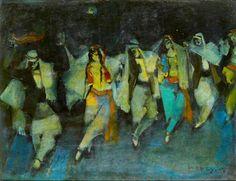 Seif Wanly (Egyptian, 1906–1979) #modernart