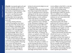 Bob Newsome - It's not just what you know - The Dentist, October 2014 (80/82). Page 2 of 2.