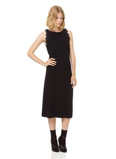 WILFRED ISIDORE DRESS - Luxuriously drapey and designed with a fresh, feminine silhouette