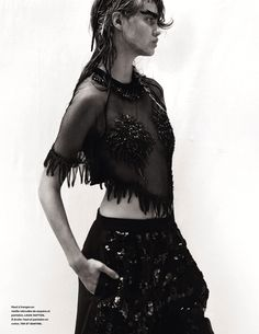 ☆ Lindsey Wixson | Photography by Greg Kadel | For Numero Magazine France | February 2014 ☆ #lindseywixson #gregkadel #numeromagazine #2014